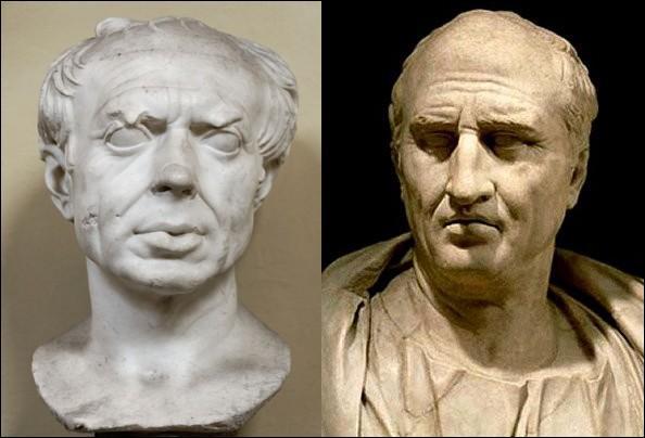 Caius Marius et Marcus Tullius Cicéron, tous deux devenus consuls, étaient originaires de la même ville. Laquelle ?
