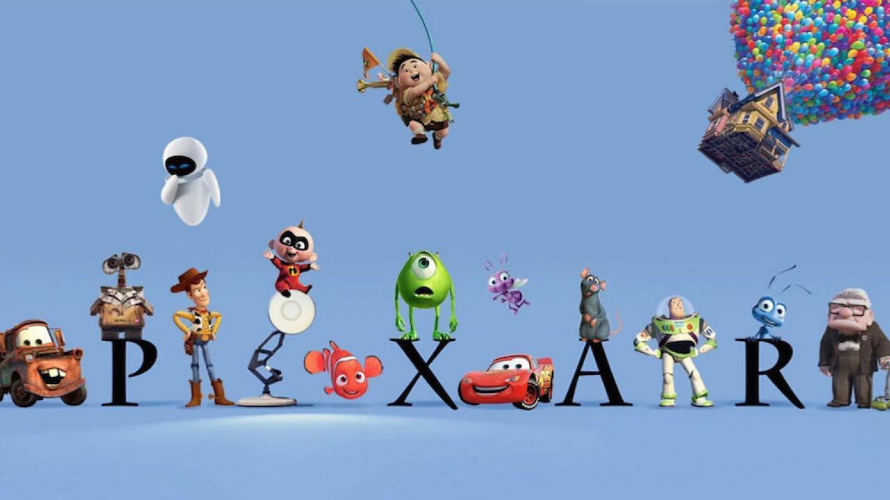 Un objet, un Pixar !