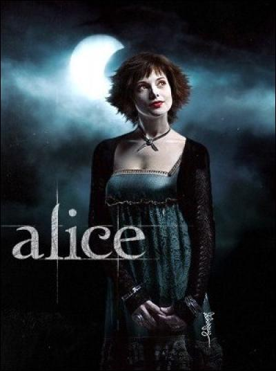 Quel don a Alice ?
