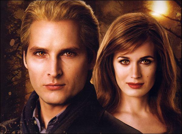 Avec qui est marié, Carlisle ?