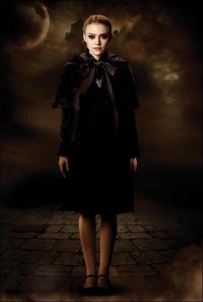 Jane fait-elle partie des Volturis ?