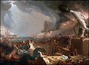 Lors du sac de Carthage par les Romains, la femme d'Hasdrubal le Boétharque, général punique qui organisa la défense de la cité, se suicida en s'immolant dans le feu avec...