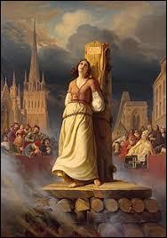 Au début du dix-neuvième siècle quel était le supplice de la femme musulmane qui fornique avec un non musulman ?