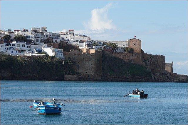 Ceci est Rabat, la capitale du pays concerné. Lequel ?