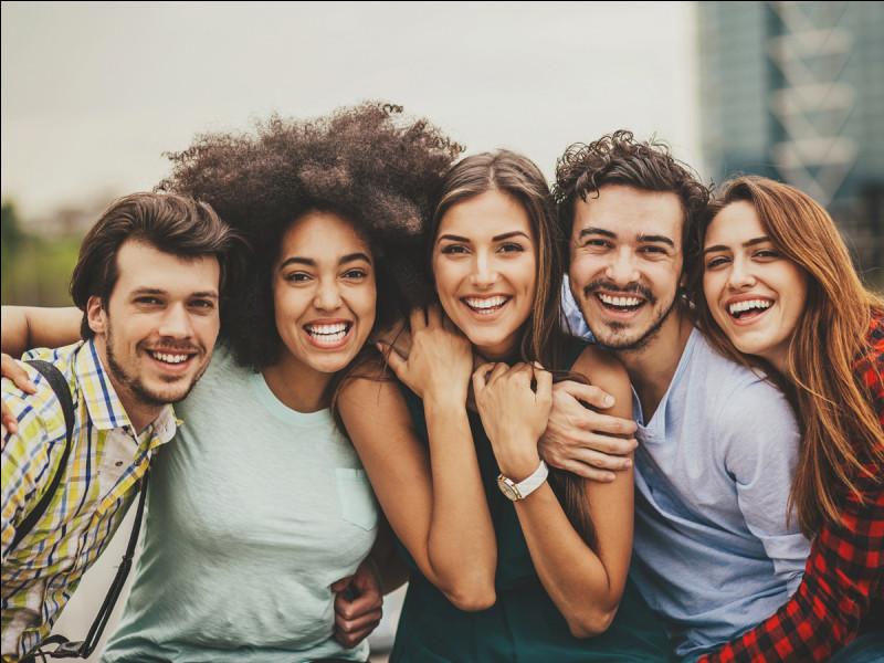 Quel est ton groupe d'amis ?