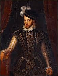 En quelle année est mort le roi Charles IX ?