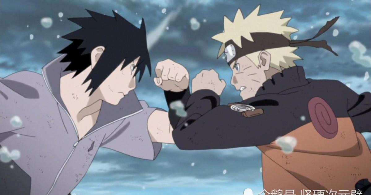 Les personnages de Naruto !