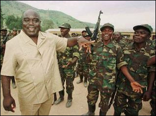 En quelle année, le Zaïre prend-il officiellement le nom de République démocratique du Congo après la prise de pouvoir de Laurent-Désiré Kabila ?