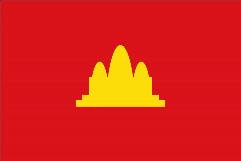 Quel nom fut donné à l'actuel Cambodge entre 1975 et 1979 ?