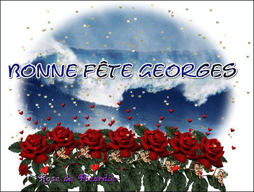 Un grand pilote, c'est Georges...