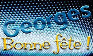 Des pissenlits par la racine, il s'agit de Georges...