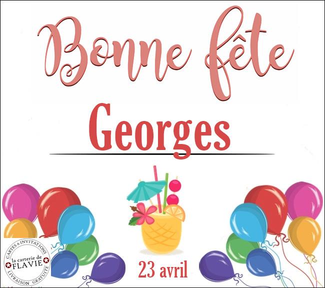 Un fil à la patte ou la puce à l'oreille, c'est Georges...
