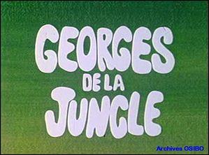 """Quant à lui, ce pourrait être Shere Khan dans """"Le Livre de la jungle"""", c'est Georges..."""