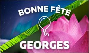 """Il représente """"Les P'tits bals du soir"""", c'est Georges..."""