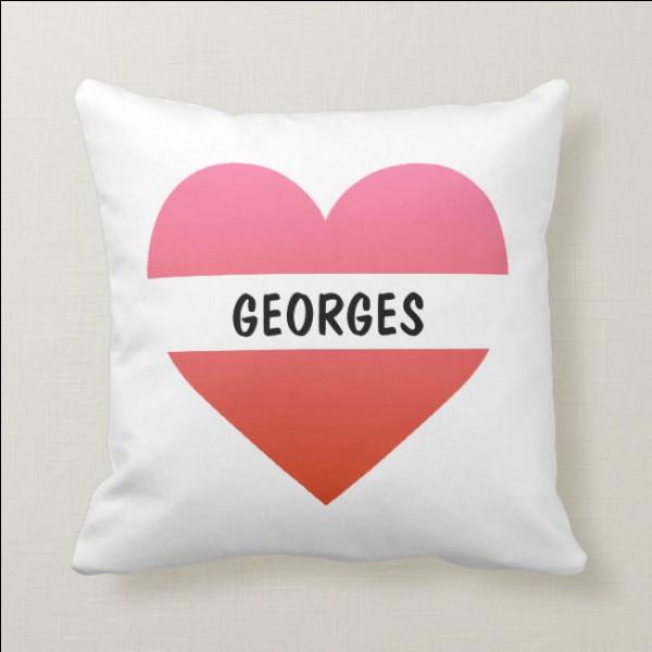Les Georges célèbres