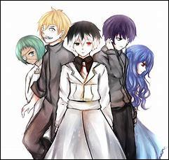 De quel anime proviennent ces personnages ?