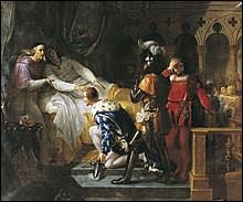 En 1515, quel roi de France aurait trouvé la mort après s'être épuisé dans la chambre à coucher à force de vouloir concevoir un fils avec sa jeune reine ?