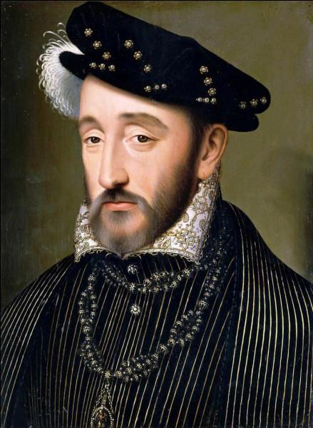 De quoi est décédé le roi Henri II en 1559, alors âgé de 40 ans ?