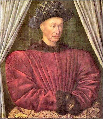 Souvent décrit comme obsédé sexuel, angoissé et phobique, de quoi est mort le roi Charles VII en 1461 ?