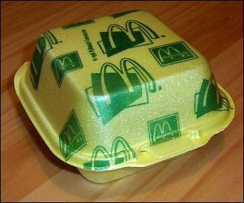 Lequel de ces Burger n'existe pas