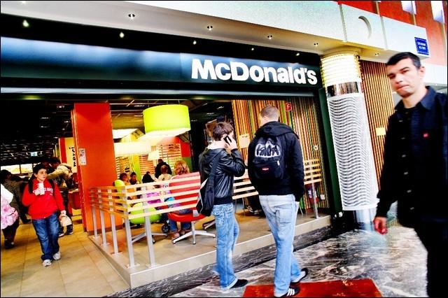 En quelle année a été ouvert le premier McDonald's de Suisse ?
