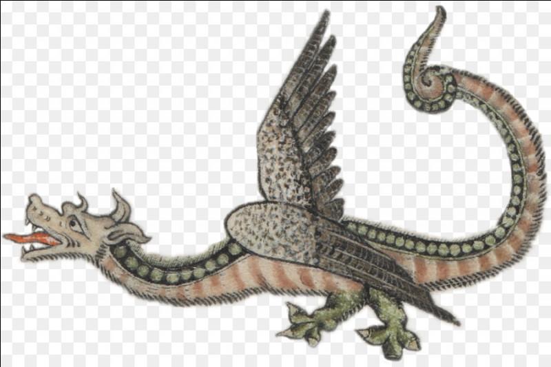 Quand les dragons ont-ils été inventés ?