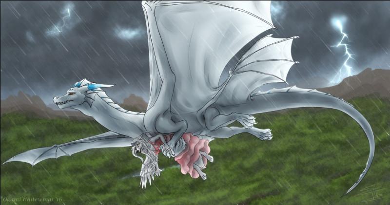 Que kidnappent les dragons dans les contes de fées ?