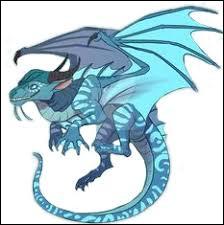 Qui est cette princesse Aile de Mer des dragonnets du destin ?