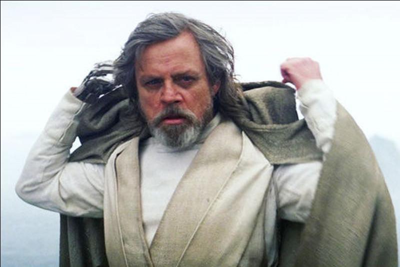 Quel devais ê ; ; tre le nom de famille de Luke ?
