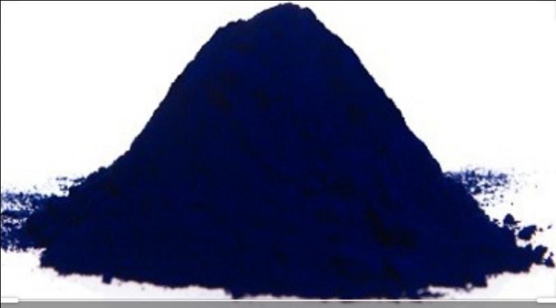 Dans quelle ville allemande, un pharmacien a découvert fortuitement un pigment appelé bleu de Prusse ?