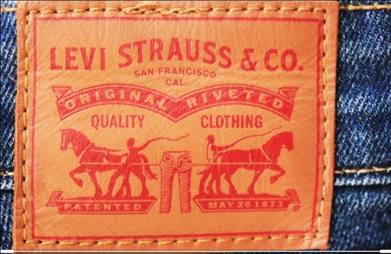 Dans quelle ville a été inventé le jeans, par le tailleur juif Levi Strauss?