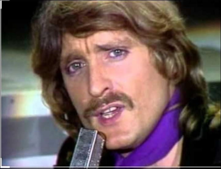 Quel est le titre de la chanson de Christophe sortie en 1974 ?