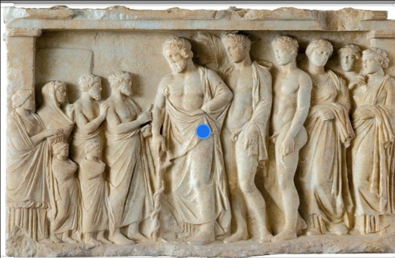 L'absence de cette couleur dans leur texte a fait croire à certains philologues du XIXème siècle que les yeux des grecs ne la voyaient pas. De quelle couleur s'agit-il ?