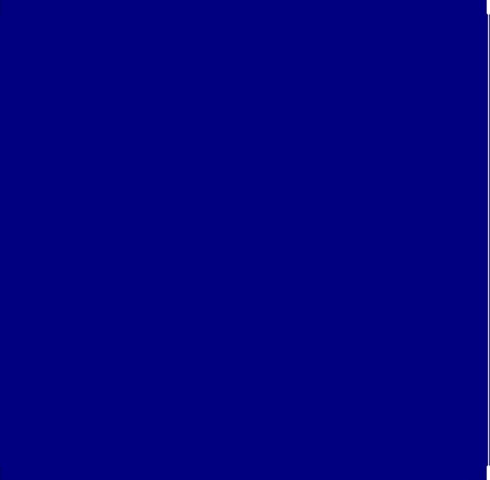 Autour du bleu