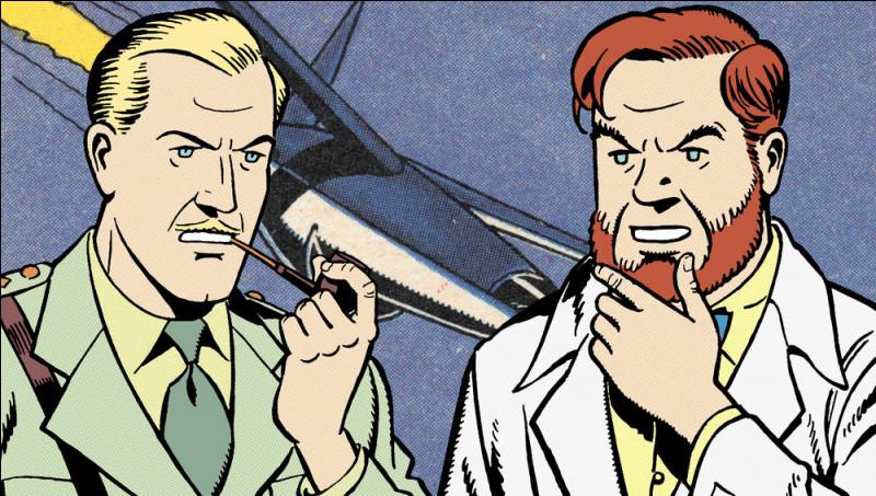 Chez Blake et Mortimer, les expressions sont souvent interchangeables : comme si les deux personnages, en fait, n'en faisaient qu'un ! Qu'elle est la plus employée ?
