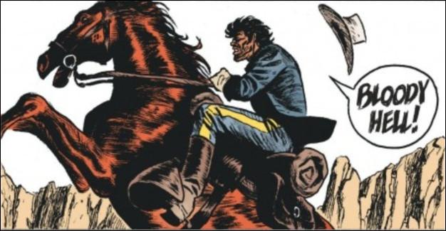 Mais comment s'appelait-il, déjà, le cow-boy de Giraud et Charlier ? Et que disait-il tout le temps ? J'ai p'u ma tête... Heureusement que vous êtes là !