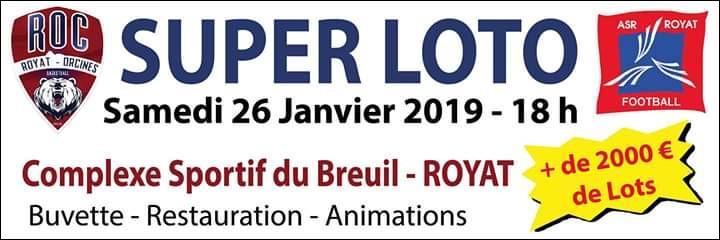 Combien de personnes étaient présentes lors de notre Loto organisé le Samedi 25 Janvier 2020 ?