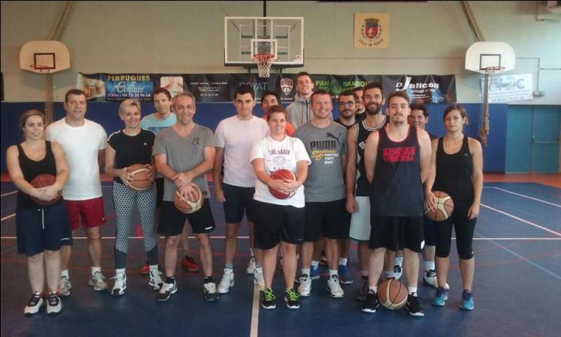 Qui est le responsable du Basket Loisirs au sein de notre club ?