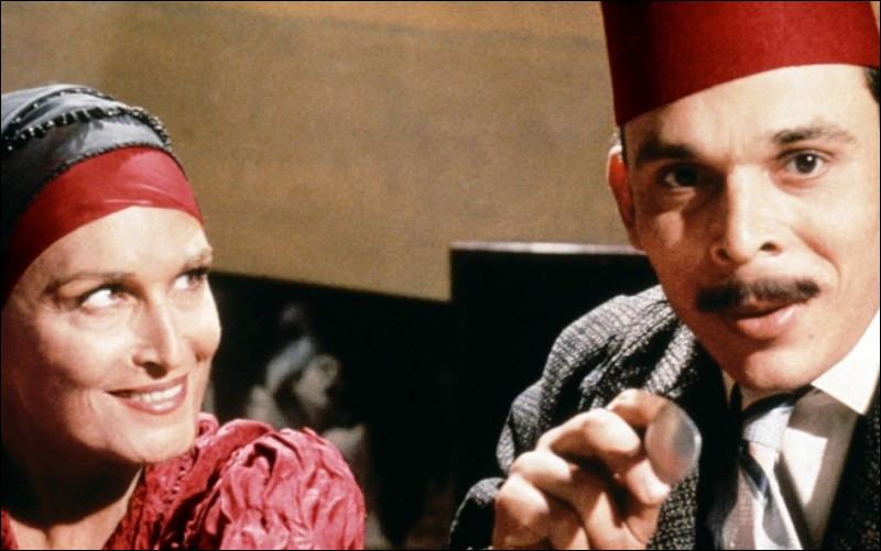 """Elle reviendra brillamment (en 1986) à ces premières amours d'actrice, grâce au grand réalisateur [nationalité ? nom ?] pour le film """"Le 6e Jour""""."""