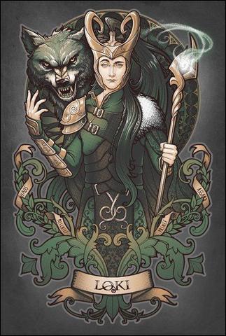 Quel est le nom de famille de Loki ?