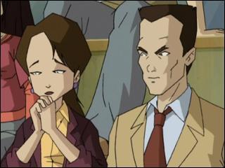 Dans combien d'épisode(s) les parents d'Ulrich ( son père ou sa mère ) interviennent-t'-ils ?