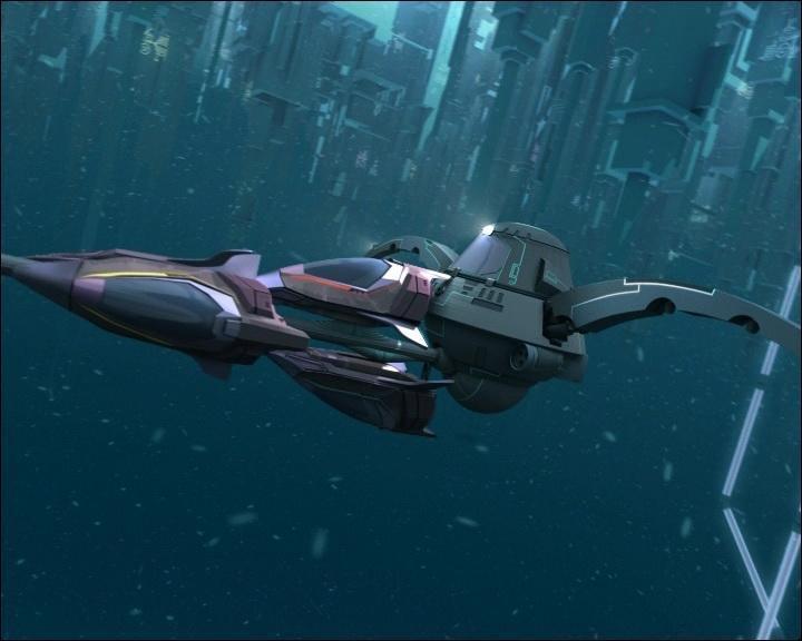 Comment s'appelle le sous-marin qui peut plonger dans la mer numérique ?