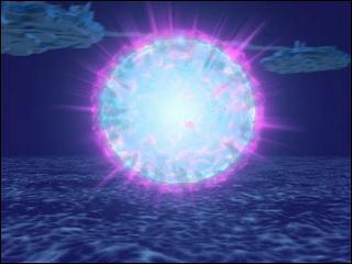 Qui est en réalié cette boule d'énergie ?