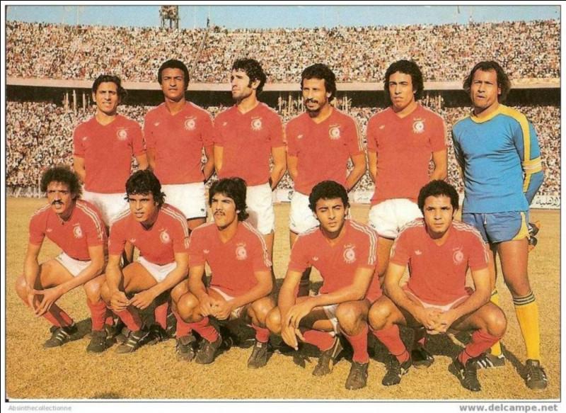 Quel ancien joueur Tunisien de football a porté le numéro 6 pendant l'épopée de l'équipe en coupe du monde 1978 ?
