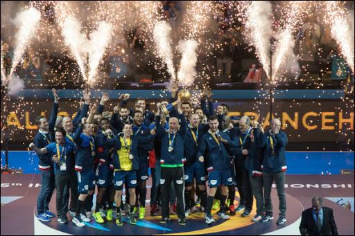 Quel international de handball français a porté le maillot n°6 lors des championnats du monde en 2017 organisés et remportés par la France ?