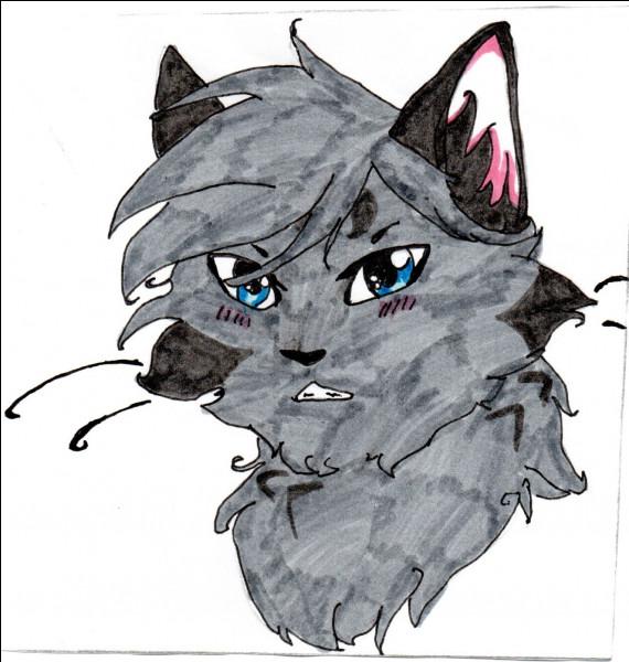 Pelage Cendré aura-t-il des chatons avec Demi-Lune ?