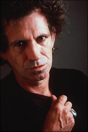Keith Richards est dans :