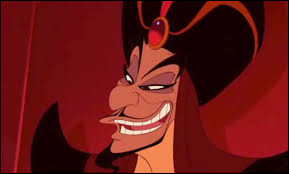 Dans quel Disney, Jafar est-il le méchant ?
