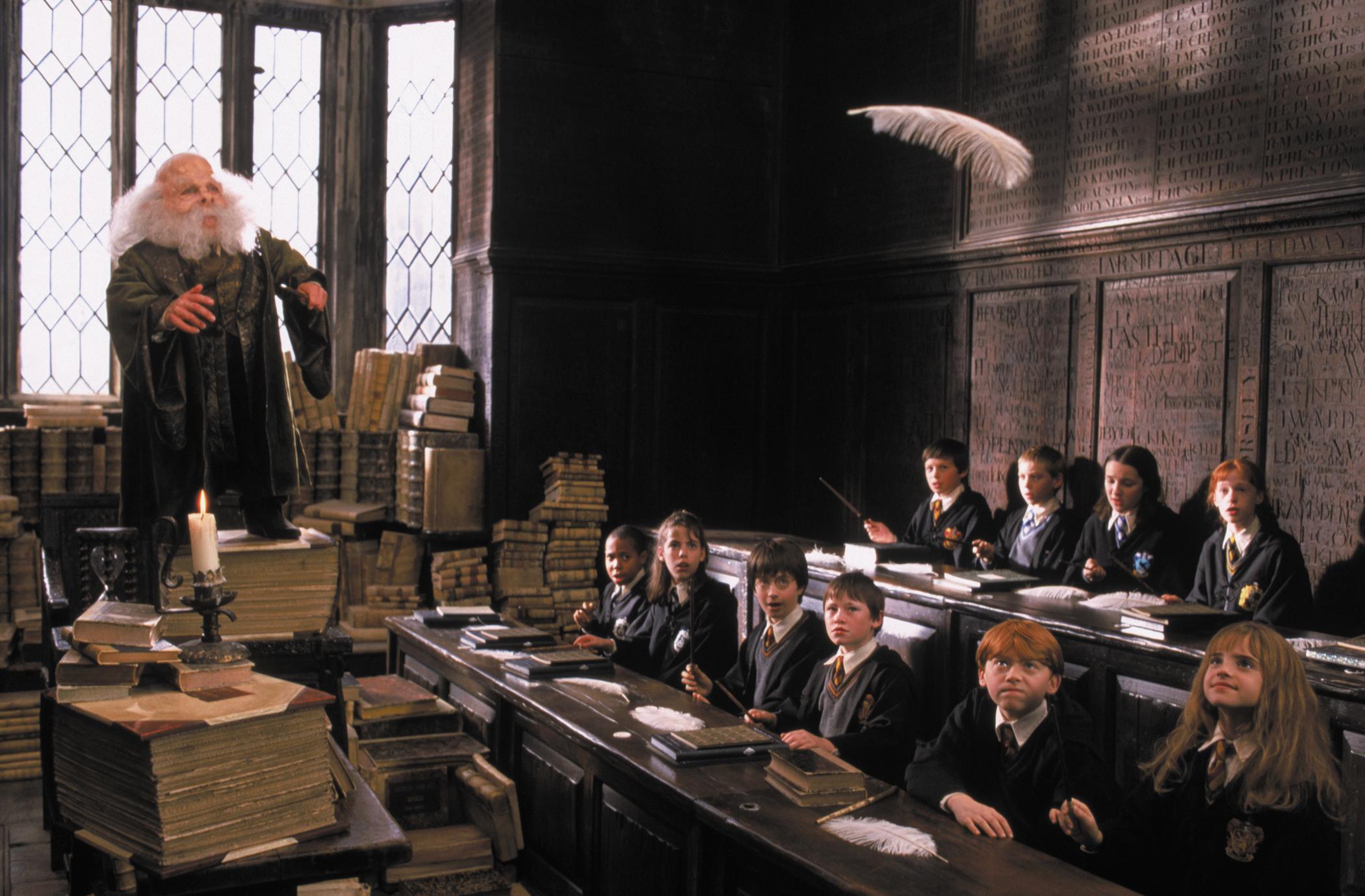 Cours de sortilèges (Harry Potter)
