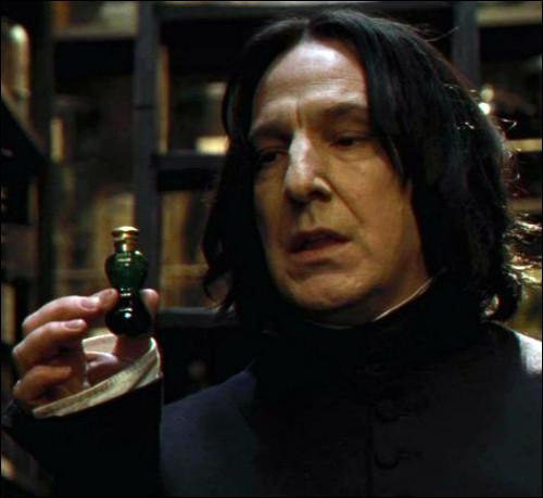 """Rogue : """"Quelle est cette potion ?"""" (voir image)"""